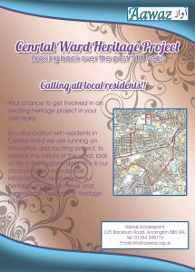 CENTRAL WARD HERITAGE PROJECT, AAWAZ