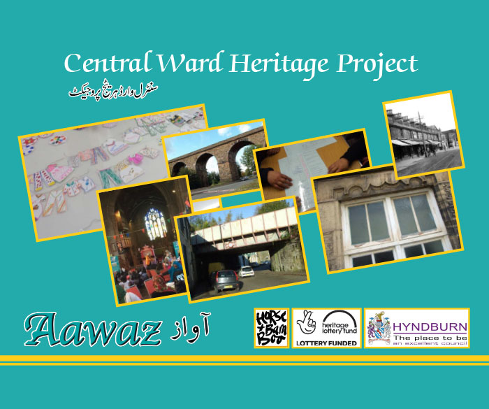 Central Ward Heritage Project Launch - Aawaz